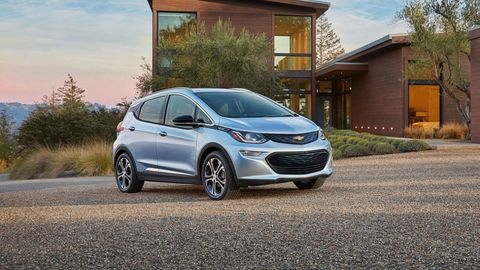 The 2017 Chevy Bolt Promising 200 Miles Or More In A Single Charge