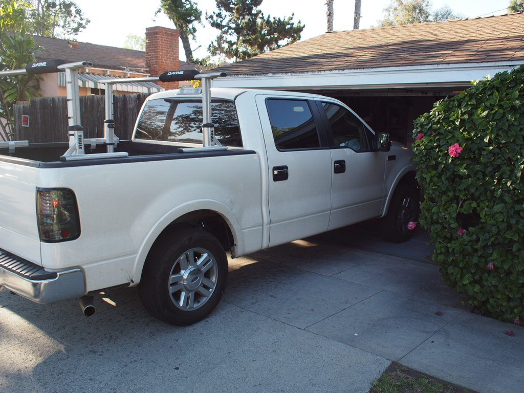 What To Do If Your Honkin New Truck Doesn T Fit In Your Tiny Garage