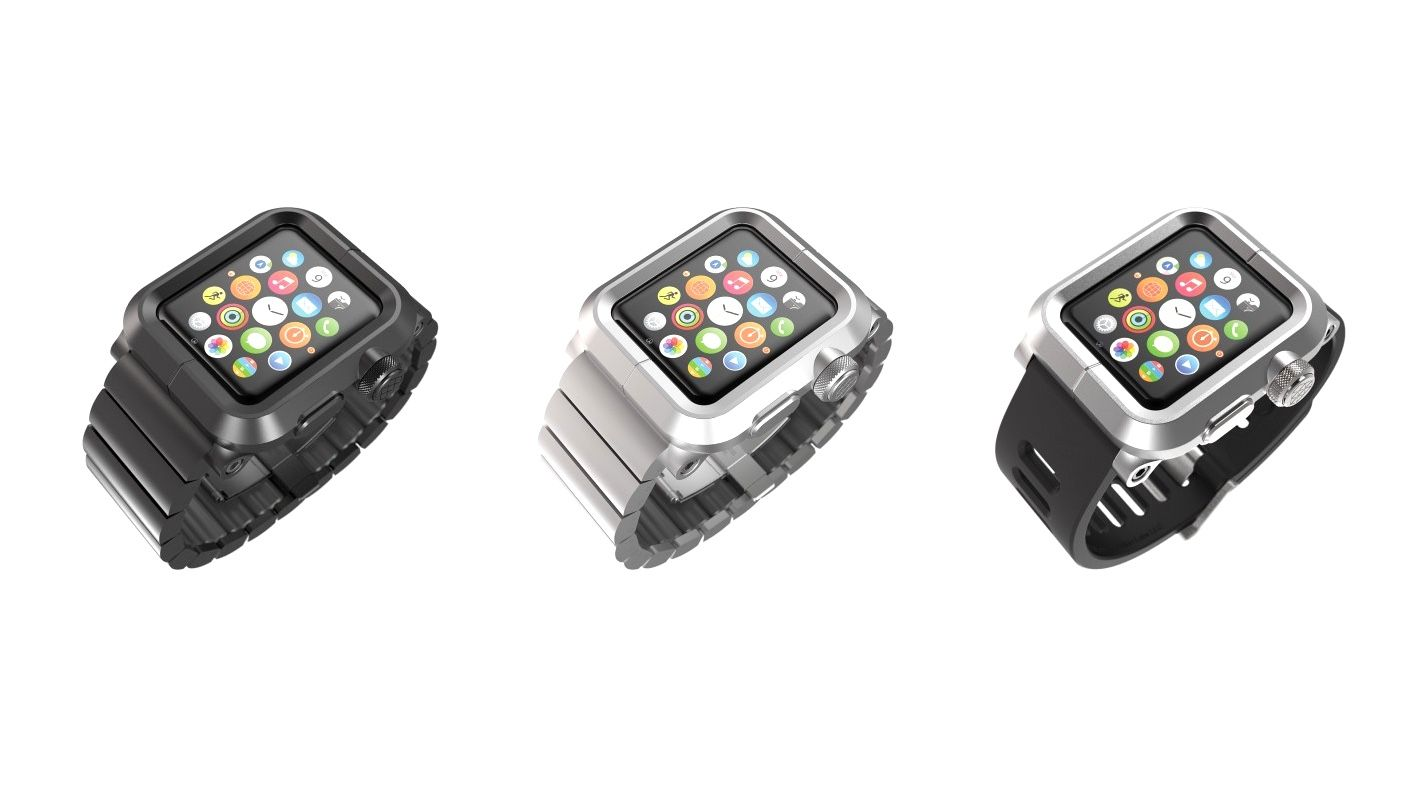 The Best Protective Cases for the Apple Watch