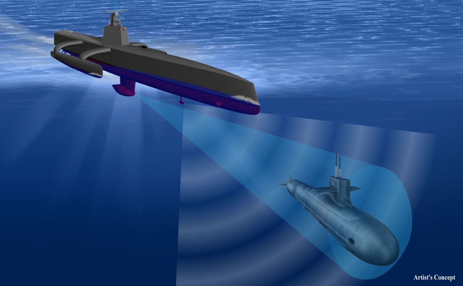 DARPA Sees a Future Battlefield With Drone Ships and Super Soldiers