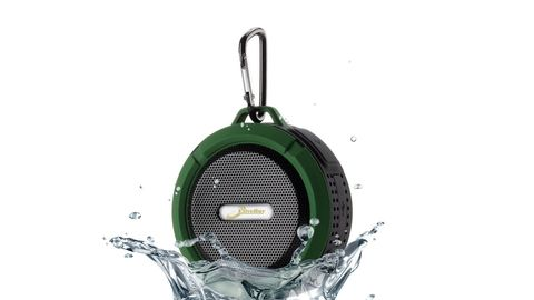 Elivebuy Portable Waterproof Bluetooth Speaker