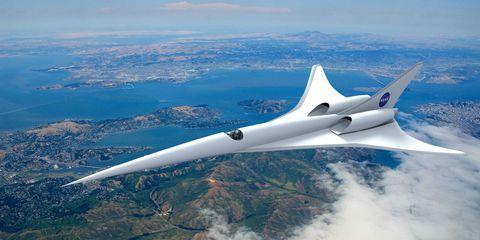 Airplane, Aircraft, Atmosphere, Air travel, Aviation, Aerospace engineering, Flight, Fin, Jet aircraft, Mountain range,