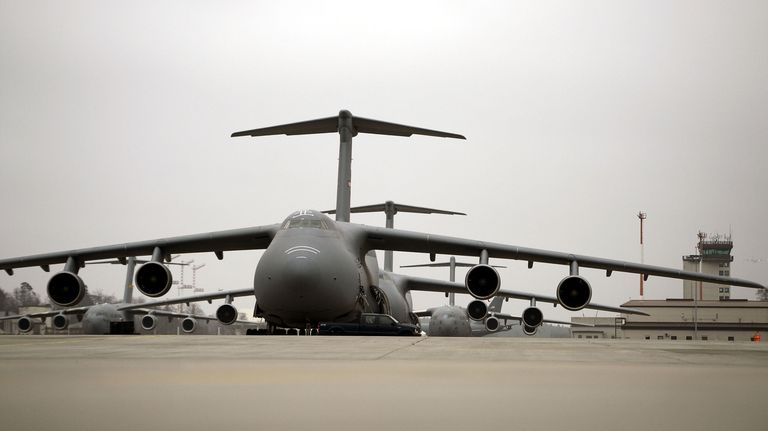 Largest Us Military Transport Aircraft