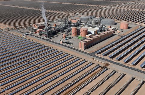 Morocco Has Turned on the First Part of the World's Largest Concentrated Solar Power Plant