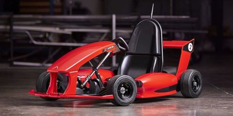 This Smart Go-Kart Makes for a Serious But Safe First Set of Wheels