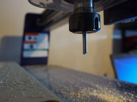 Build Furniture With the Push of a Button on a ShopBot CNC