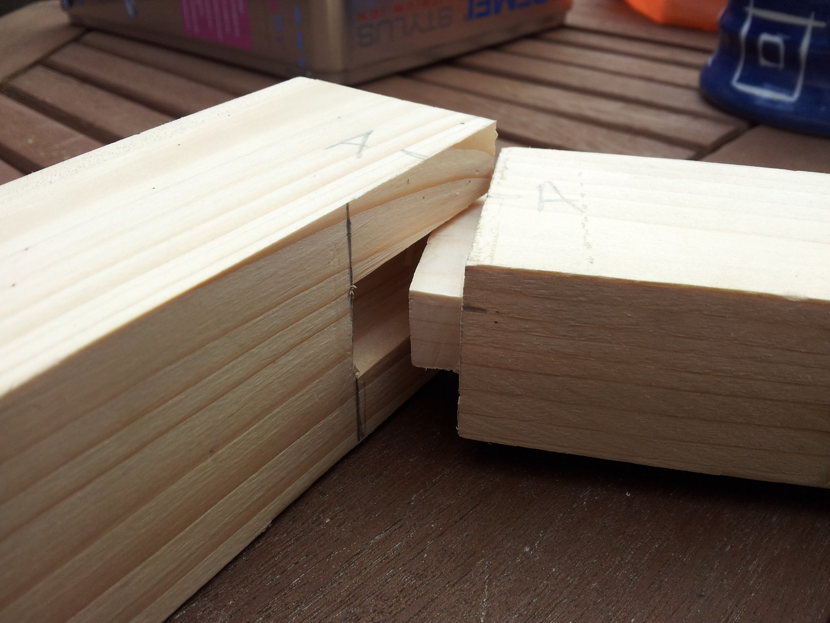 How to make a mortise and tenon woodworking joint why the mortise and tenon works
