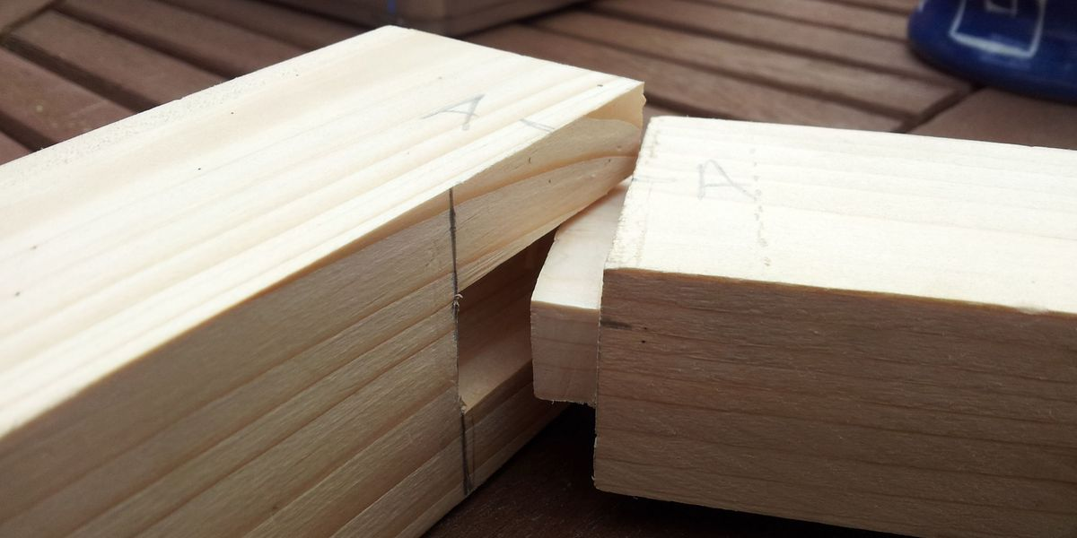 How to Make a Mortise and Tenon Woodworking Joint - Why ...