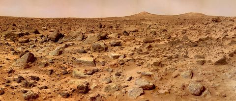 Researchers In Hawaii Are Simulating A Mission To Mars