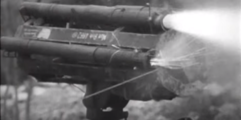 Check Out This Makeshift Bazooka Turret Built By Soldiers in World War II