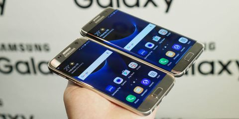 First Look at the Galaxy S7 and Galaxy S7 Edge — Samsung's Latest High-End Smartphones
