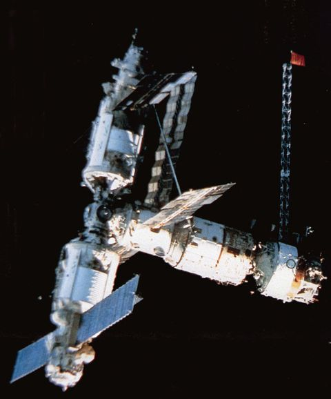 Why Mir Matters Mir Russian Space Station 30th Anniversary