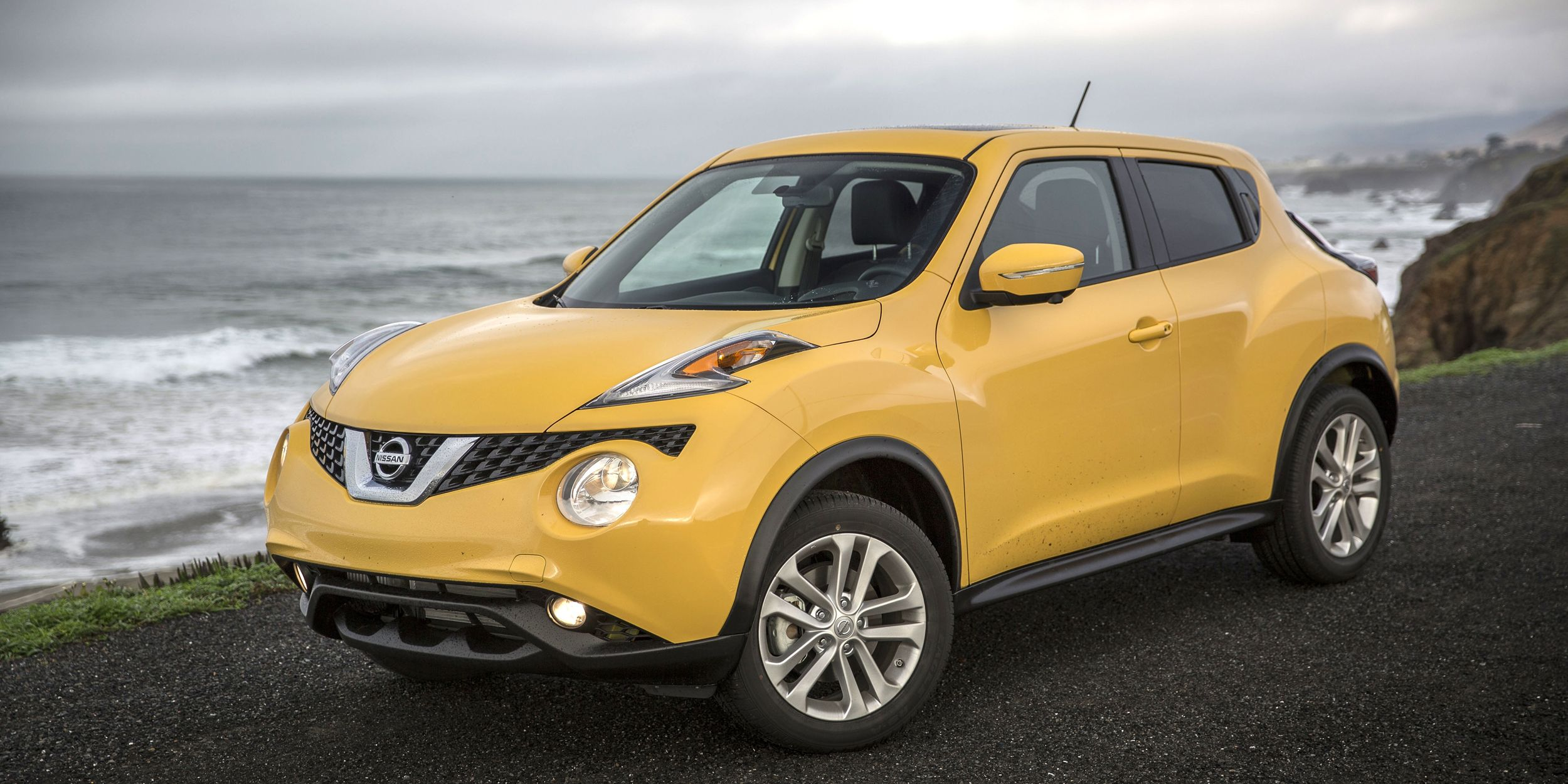 "<p>The Nissan Juke looks like a crossover with a crocodile-eyed sports car glued to its top, but somehow, we love its goofy styling. It has <a href=""http://www.roadandtrack.com/new-cars/first-drives/reviews/a15930/sneak-preview-driving-the-2011-nissan-juke/"">surprisingly little body roll</a> and grips well in the twisties. Nissan designed the Juke to compete with the Mini Cooper. However, nearly every Mini variant outsold the Juke last year.</p>"