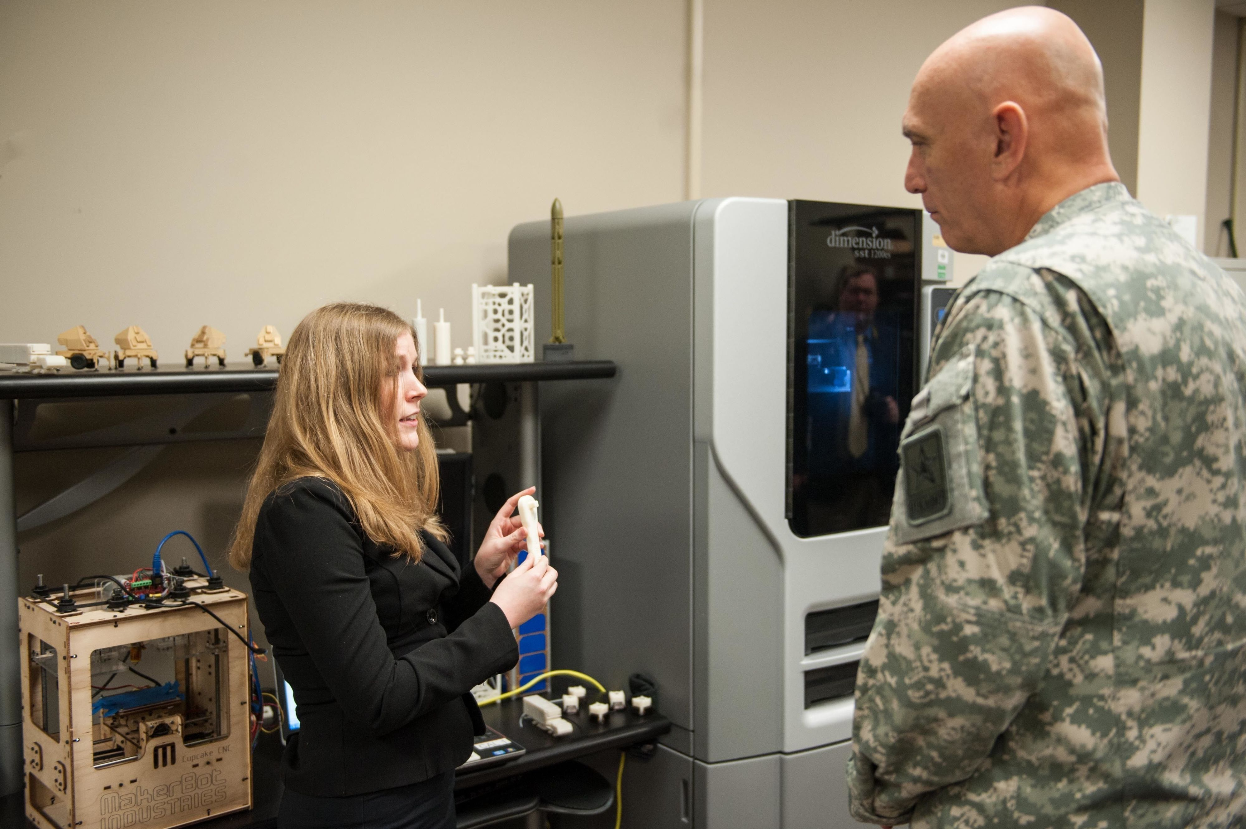 The Army Wants 3D-Printing Build-a-Drone Workshops