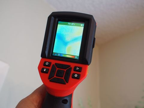 Milwaukee Thermal Imaging Camera