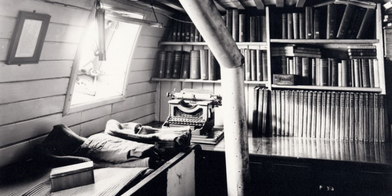 b062a8d0ef The Library That Kept Shackleton Sane While Stranded In Antarctica