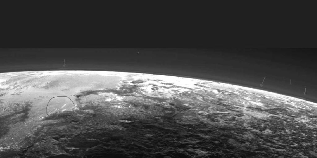 As If Pluto Wasn't Weird Enough, We've Discovered Clouds Too