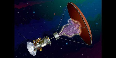 An Interstellar Antimatter Engine Is on Kickstarter