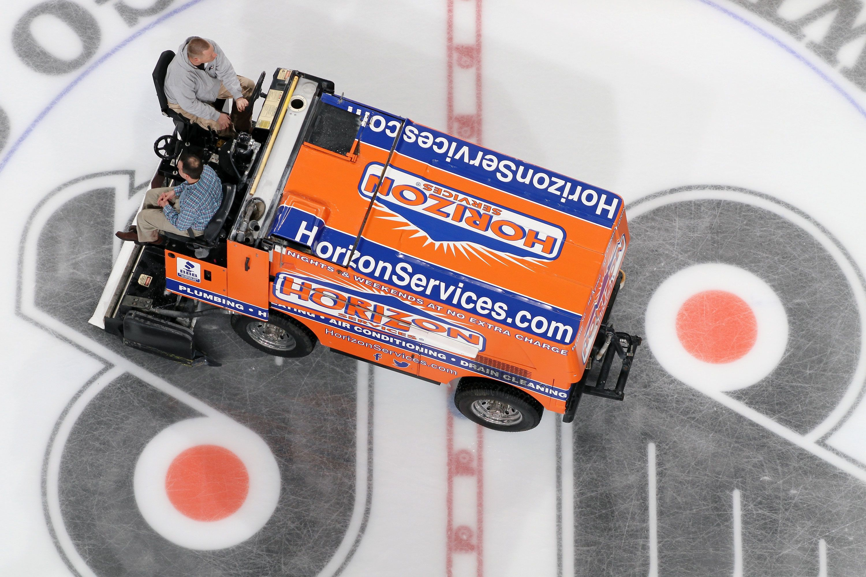 The Unlikely Birth of the Beloved Zamboni