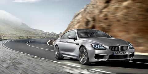 "<p>When BMW debuted the V10 M6 and M5 without a manual option, American buyers were angry. So angry that BMW hastily added manual versions to the North American lineup. The current M6 and M5 both thankfully come with six-speed manual gearboxes, too. A <a href=""http://www.roadandtrack.com/new-cars/news/a17976/2013-bmw-m6-gran-coupe/?click=main_sr"">4.4-liter twin-turbo V8 that produces 560 hp</a> sits beneath the hood, so it's also damn fast.</p>"