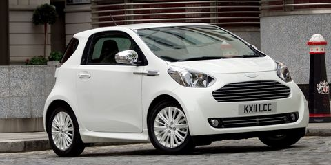 "<p>We're not going to pretend we don't understand why Aston Martin tried <a href=""http://www.roadandtrack.com/new-cars/first-drives/reviews/a17776/2012-aston-martin-cygnet/"" target=""_blank"">selling the Cygnet</a>. When you feel like there's a gun to your head, you'll do some crazy stuff, and Aston clearly felt like environmental regulators were doing just that. Still, let's not pretend that rebadging a Toyota iQ makes much sense for a British company that says it builds the most beautiful cars in the world.</p>"