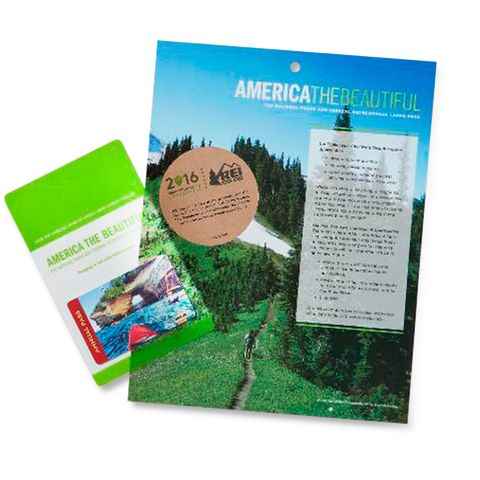 "<p>This special 2016 pass allows you entry to all 59 parks (a $600+ value!). <em>$80; </em><a href=""http://rei.com"" target=""_blank""><em>rei.com</em></a></p>"