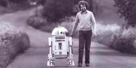 Style, Monochrome, R2-d2, Monochrome photography, Machine, Black-and-white, Robot, Fictional character,