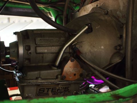 The Ultimate Monster Truck - Take an Inside Look Grave Digger