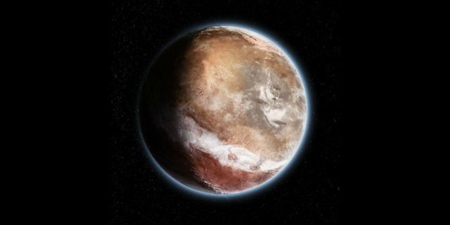 Mars Had a Volcanic Blowup So Huge That It Tilted the Whole Planet