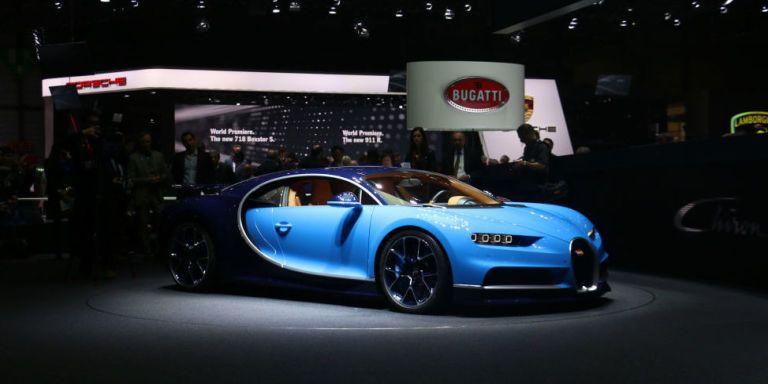 Bugattis Are Boring