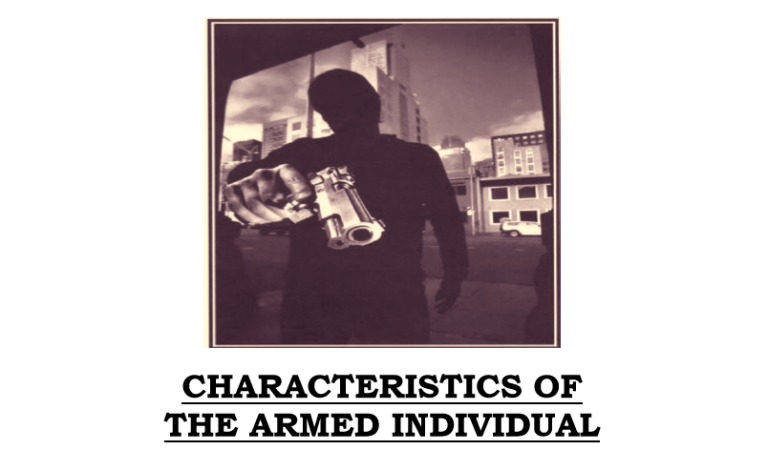 The Secret Service's 2010 Guide for Spotting Concealed Weapons