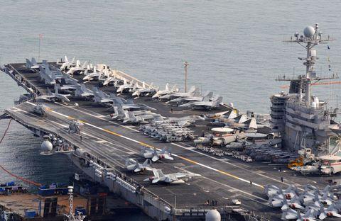 Naval ship, Aircraft carrier, Navy, Supercarrier, Warship, Boat, Light aircraft carrier, Aircraft cruiser, Watercraft, Ship,