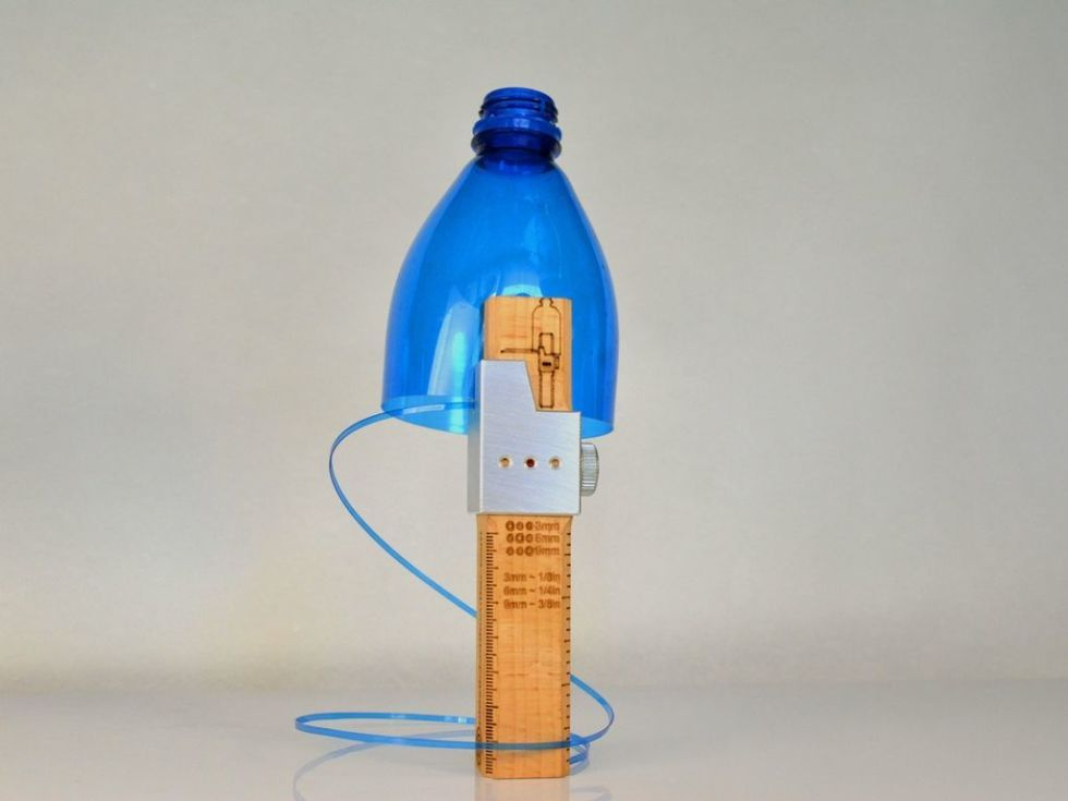 This Kickstarter Wants You to Turn Plastic Bottles Into Strong Ropes