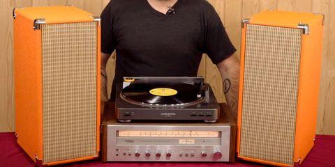 diy stereo speakers