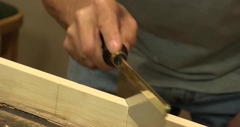DIY Mitre Box