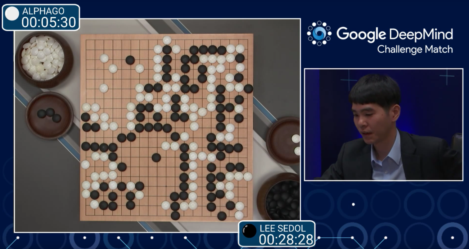 Google's AlphaGo AI Beat a World Champion at Go, and That's a Huge Deal