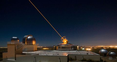 How the Military Will Be Revolutionized By Laser Weaponry