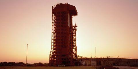 14 Photos of Abandoned NASA Facilities