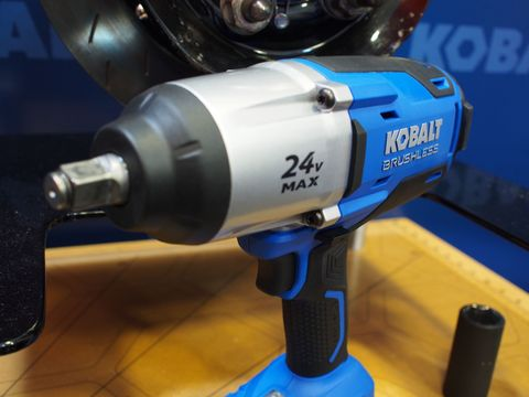 Kobalt Introduces a New 24V Cordless Power Tool Platform