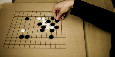 Indoor games and sports, Games, Nail, Square, Material property, Tabletop game, Circle, Tile, Symmetry, Board game,