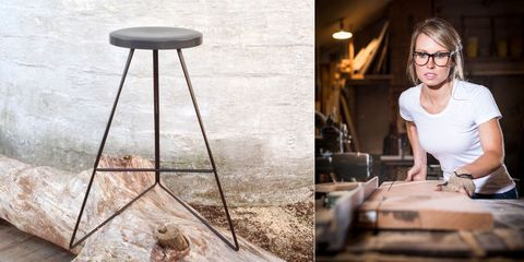 How Woodworker Greta de Parry Changed the Design Game