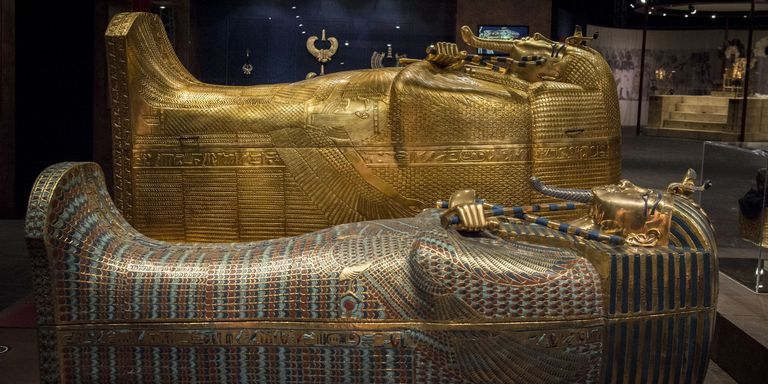 The Curse Of King Tuts Tomb Torrent: Hidden Rooms In King Tut's Tomb Revealed By Ultrasounds Scans