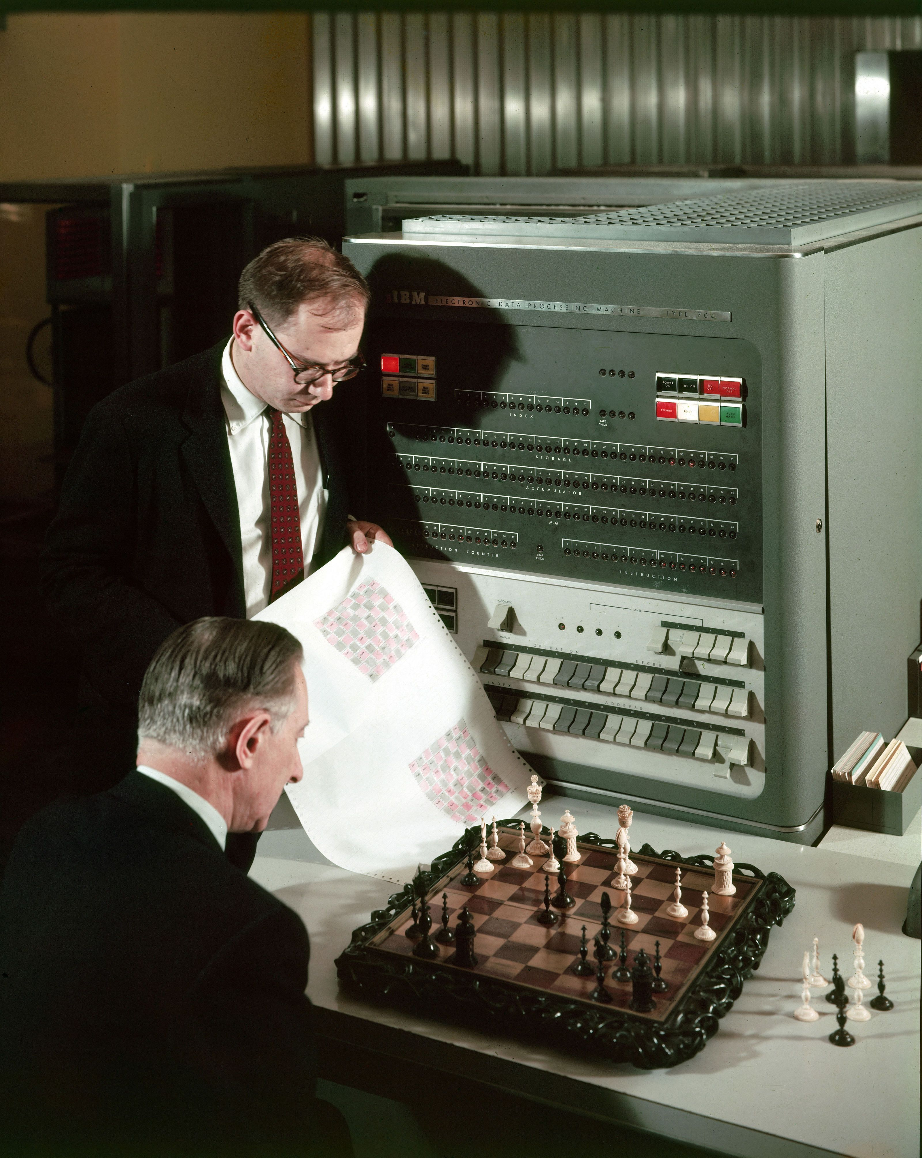 Checkmate, Human: How Computers Got So Good at Chess