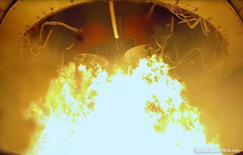 Soyuz Ignition