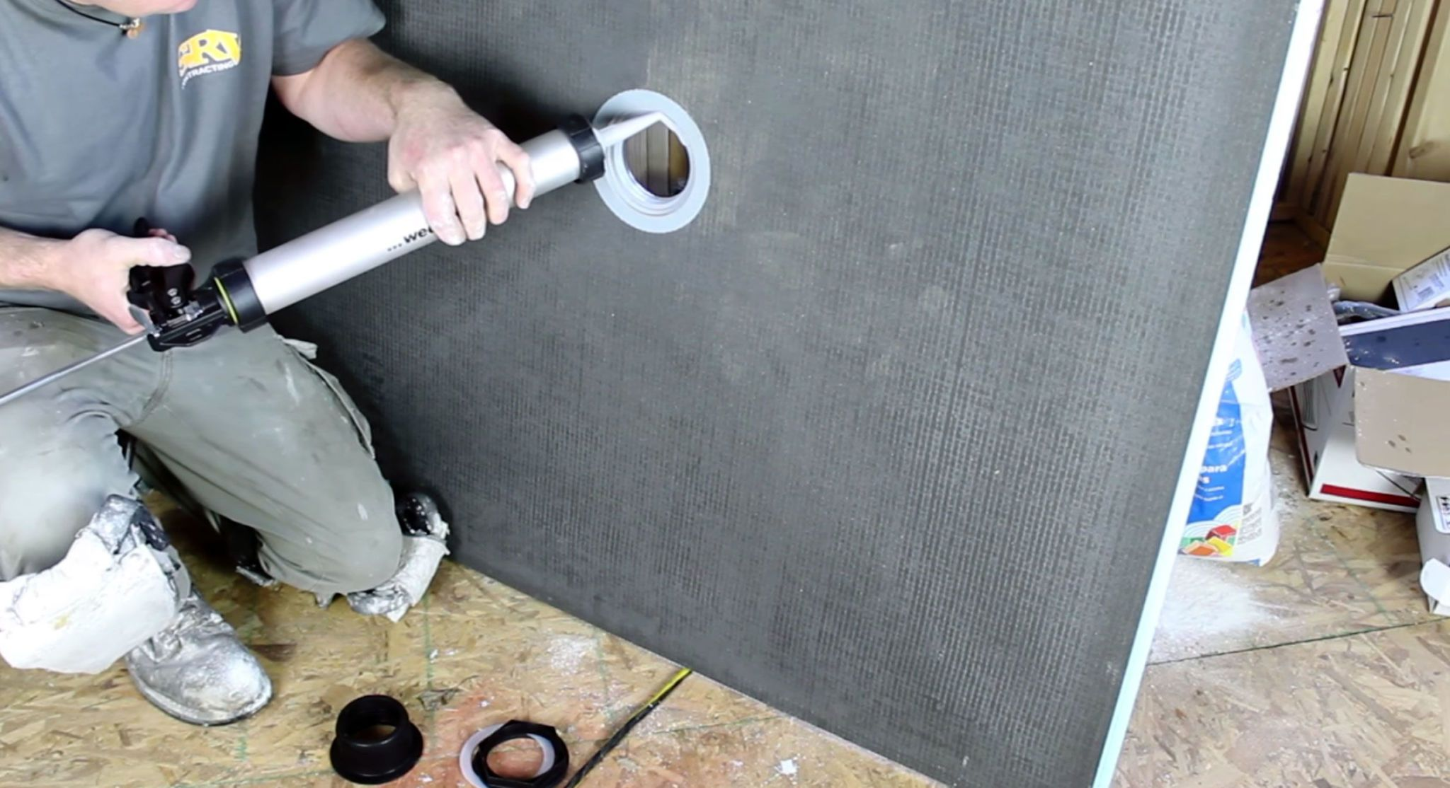How to Build a Walk-In Shower in a Small Bathroom