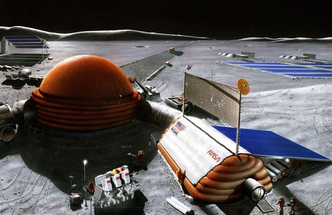 We Could Have a Moon Base for As Little as $10 Billion