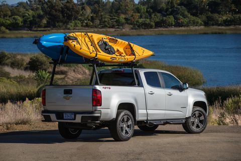 The Chevy Colorado An Urban And Active Pickup Lovers Dream