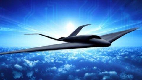 Sky, Daytime, Atmosphere, Cloud, Flight, Wing, Air travel, Horizon, Airplane, Aerospace engineering,