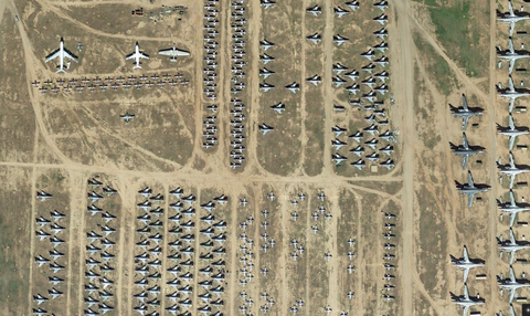 Aerial photography, Land lot, Plain, Bird's-eye view, Field,