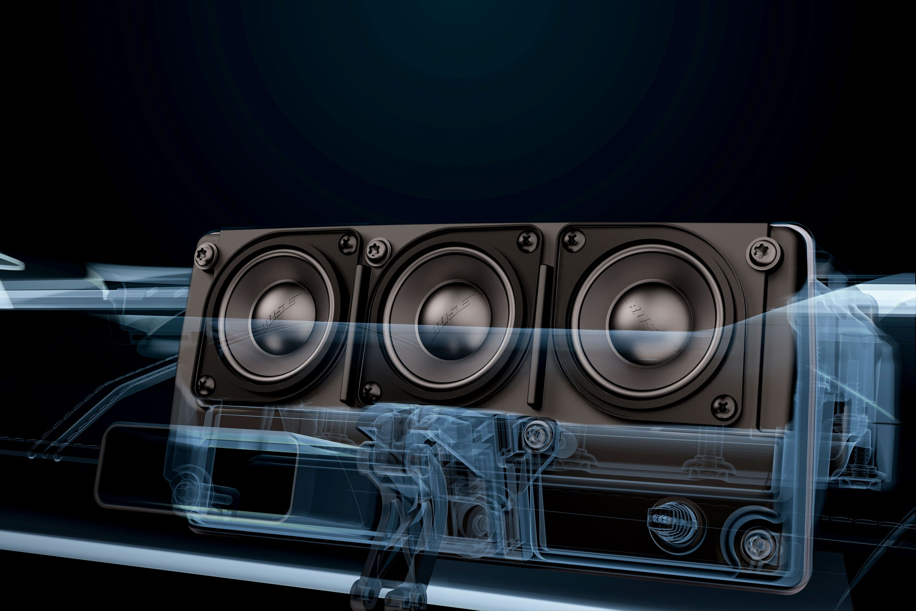 Bose Car Stereo >> How Bose Built The Best Car Stereo Again
